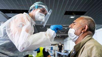 Coronavirus: confirman otras 12 muertes y 856 nuevos infectados