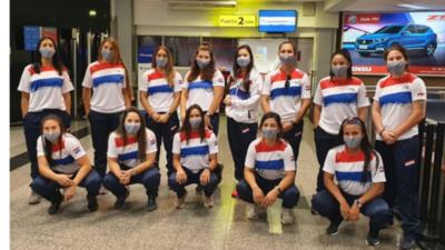 Paraguay dice presente en el Sudamericano Femenino de Seven