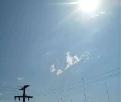 Fin de semana con temperaturas en ascenso