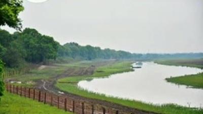 Intervienen el riacho Payagua en Chaco'i ante denuncias de delitos ambientales