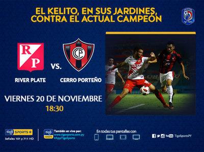 Cerro Porteño reaparece en el torneo