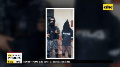 Dos motochorros detenidos en Itá