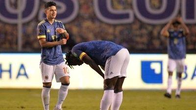 James desmiente 'agresiones' en la selección de Colombia
