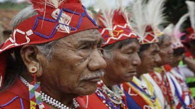 Comunidades indígenas en peligro de desaparecer