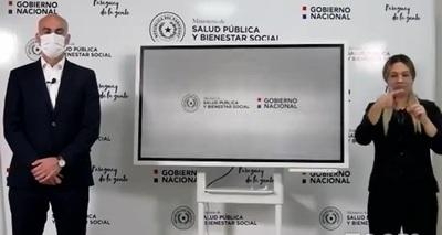 """Mazzoleni: """"Tenemos un aumento de casos del 10%"""" y no descartan """"Fase 0"""" en Caacupé"""