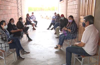 Loma Plata: Comisiones vecinales aguardan respuestas de autoridades sanitarias