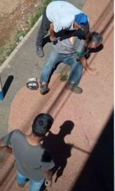 Hombre de 69 años fue brutalmente atacado por pedir a su amigo que le devolviera un soldador que le prestó hace un año