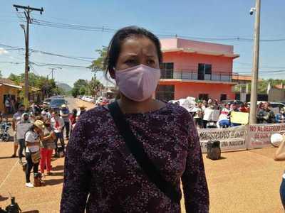 Familiares de Guillermo Páez amenazan con atropellar concierto de Kchiporros en San Bernardino