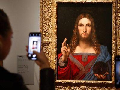 Descubren dibujo de Leonardo da Vinci en colección privada