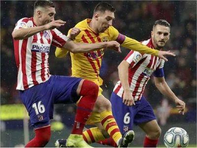 El Atlético-Barcelona, en 22 números
