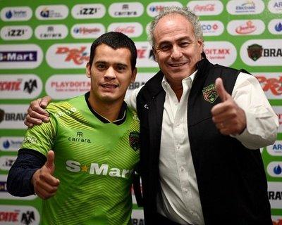 El deseo de Willy Mendieta: ¿Olimpia o Cerro?