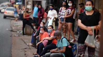 Preocupa repunte de casos de COVID-19 en la última semana en Asunción y Central