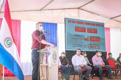 Presidente remarca necesidad de apostar a una estrategia país para generar mayor equidad