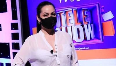 Perla y el terrible momento que vivió durante un show privado