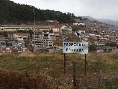 Hotel pone en riesgo el patrimonio de la humanidad de Cusco