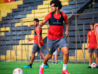 """Guaraní visitará al """"12"""" con cuatro cambios en su equipo"""