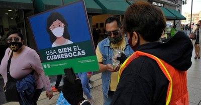 La Nación / Ciudad de México restringe venta de alcohol ante repunte de COVID-19