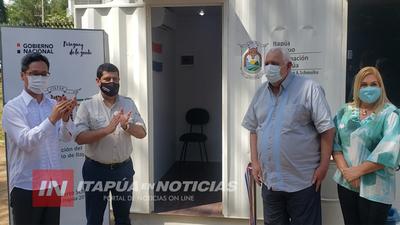 INAUGURAN OFICINA DE SEDECO EN LA GOBERNACIÓN DE ITAPÚA