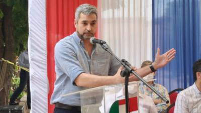 """Hugo Richer: """"Abdo no puede llevar un debate político sobre impuestos"""""""