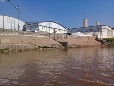 Concepción: Frigorífico virtió sus residuos directamente al río Paraguay
