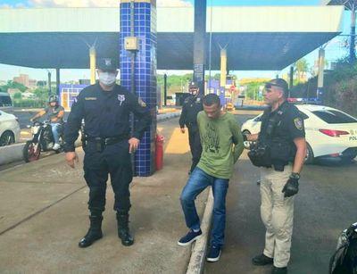 Detienen y expulsan a presunto homicida brasileño