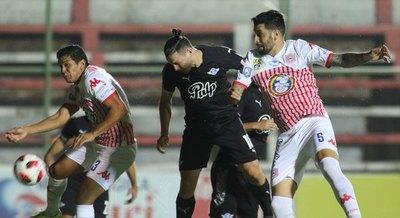 Libertad sigue frenado y San Lorenzo va perdiendo vida en Primera