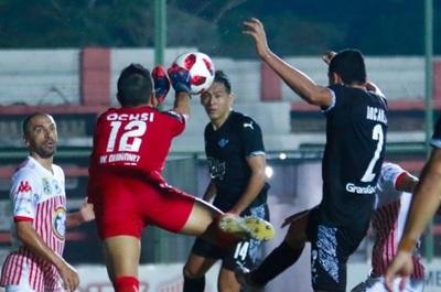 San Lorenzo suma ante Libertad y decreta descenso de General