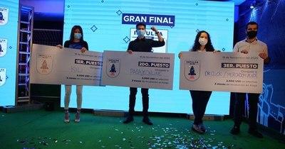 La Nación / Cervepar premió a 4 proyectos de emprendimientos en Impulsa