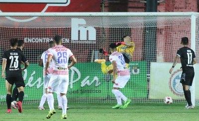 Crónica / Buen partido y buenos goles