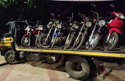 Alto grado de alcohol en conductores de moto, lamentan desde la Caminera