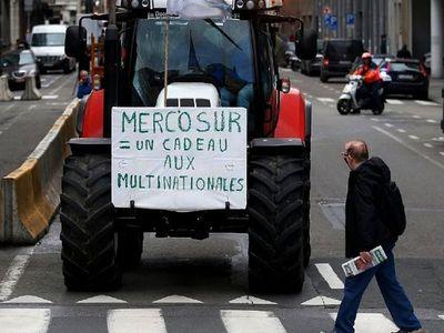 Bolsonaro acusa a Francia de frenar pacto UE-Mercosur