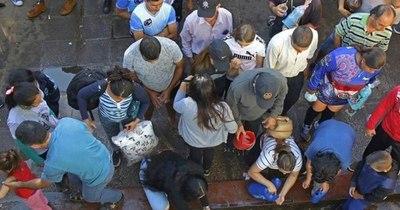 """La Nación / Valenzuela: """"Promesa se puede cumplir en cualquier momento"""""""