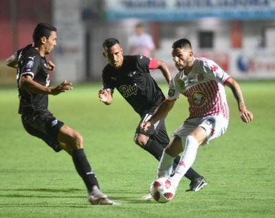 San Lorenzo y Libertad se frenan en el Gunther Vogel