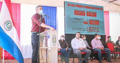 Presidente remarca necesidad de generar mayor equidad