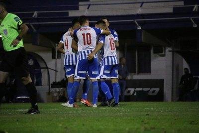 El '12' busca la punta ante Guaraní