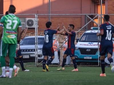 Cerro Porteño se impuso 2-1 ante River Plate