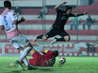 Sportivo San Lorenzo y Libertad igualaron 2-2