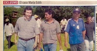 La Nación / ¿Por qué Rafael Filizzola aparece en una foto con Lucio Silva, presunto abatido del EPP?