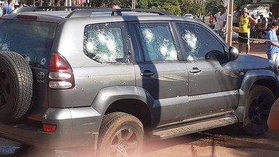 Crónica / En pleno atentado, sicarios casi matan a una niña