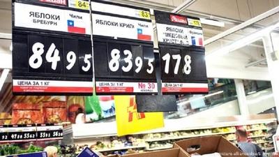 Rusia prolonga hasta 2021 la prohibición de importar alimentos