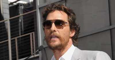 ¿Matthew McConaughey como gobernador de Texas?