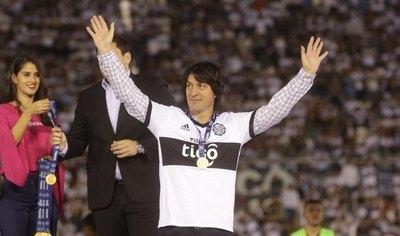 """Crónica / La despedida de Garnero: """"Muchas gracias al Paraguay"""""""