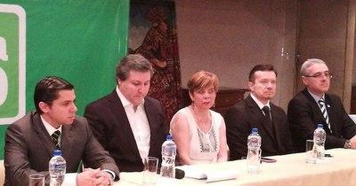 La Nación / Famosa foto: De Vargas había hablado de nexos políticos del EPP