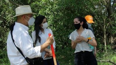 Novedoso sistema para evitar propagación de especies invasoras se aplicará en el Parque Guasu