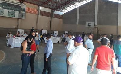 #Ahora ELECCIONES TRANQUILAS EN LA WENCESLAA