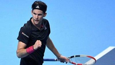 Thiem ganó a Djokovic y jugará la final del Masters