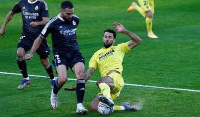 Villarreal y Real Madrid empataron 1 a 1