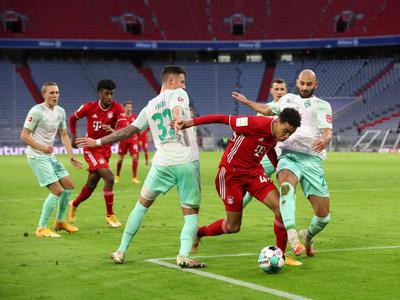 Bayern Múnich cede un empate en casa