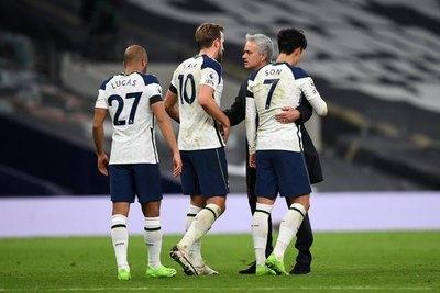 El Tottenham de Mourinho superó al City de Guardiola