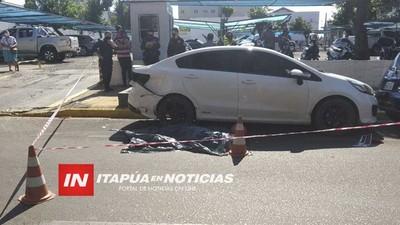CONCIENCIA Y RESPONSABILIDAD CIUDADANA PARA EVITAR ACCIDENTES DE TRÁNSITO